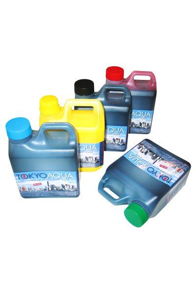 Textfärg vattenbaserad