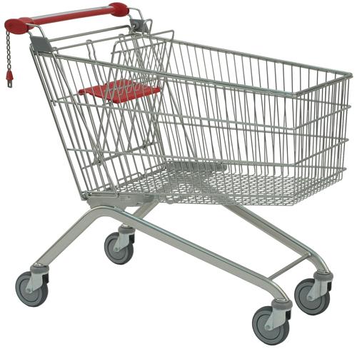 Produktnamn - Kundvagn utan underhylla Avant