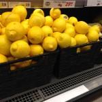 Frukt & Grönt Hel Svart