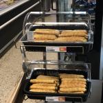 Korgställ med brödkorgar